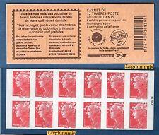 Carnet - 4197 C11 - Type Marianne de Beaujard - TVP rouge N° 4197 - NEUF