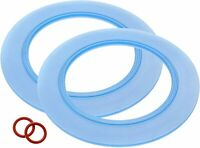Compatible Canister Flush Valve Seal Kit Replacements For Toilets 2 Pack New