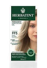HERBATINT HERBAL NATURAL HAIR COLOUR DYE SAND BLONDE FF5 150ml - AMMONIA FREE