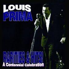 Prima, Louis - Rarities & Hits A Centennial Celebration CD NEU OVP