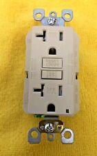 Leviton SmartlockPro GFCI Outlet 20A Tamper Resistant X7899-KI -  IVORY