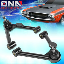 FOR 1964-1972 DODGE CHALLENGER PLYMOUTH BELVEDERE RWD FRONT UPPER CONTROL ARMS