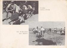 A9097) MVSN GIL MARINA CAMPI PREMARINARI 1942, SABAUDIA VARESE VENEZIA TRASIMENO