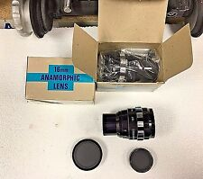 EIKI 16F Anamorphic Lens suitable for Camera or Projector New Old Stock!
