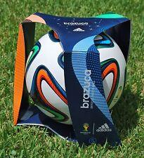 Pallone Adidas BRAZUCA NUOVO originale FIFA MONDIALI calcio BRASILE 2014