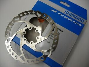 Shimano SM-RT66 Disc Brake ROTOR SLX Deore 160mm 180mm 203mm 6 bolt hole