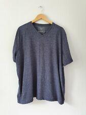 Mens T Shirt Size 3XL Blue F&F Summer <FF1874z