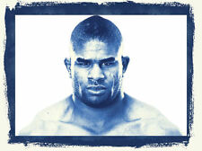 "Alistair /""le Reem/"" Overeem UFC Ultime Collector SERIES 10 UFC édition Round 5"