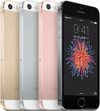"Original Apple iPhone SE 4G LTE WiFi 12MP 4"" 16GB 32GB 64GB ROM 2GB RAM Phone"