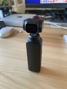 DJI Osmo Pocket 3-Axis Stabilizer and 4K Handheld Camera with Accessories