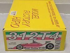 MFH Model Factory HIRO 1/20 Ferrari 312T4 Full Metal Model Kit Niki Lauda