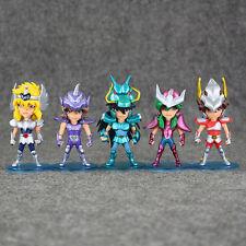 Saint Seiya Legend of Sanctuary 5pc set Figures toy doll gift NEW