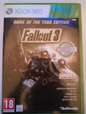 FALLOUT 3 Game of The Year  Jeu XBOX360