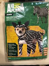 Pet Animal Planet Zebra Licensed Pet Costume