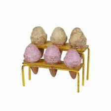 Studio M Genevieve Gail Home Fairy Gypsy Garden - Mini Ice Cream Gg296