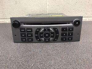 Peugeot 407 Citroen C5 Car Radio Stereo Cd Player Head Unit Blaupunkt Decoded