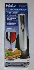 Oster Electric Wine Opener Cordless and Rechargeable - New In Box Super nice