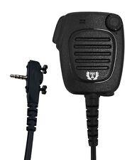 New 1-Pin Handheld Speaker Mic Microphone PTT for YAESU Radio VX-5R VX-210 A020