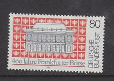 1985 WEST GERMANY MNH STAMP DEUTSCHE BUNDESPOST  STOCK EXCHANGE SG 2106