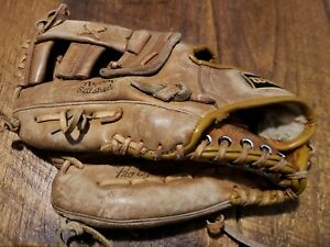 "Vintage Wilson A2252 Jim Rice HOF Red Sox Leather Baseball Glove Mitt 11.75"" LHT"