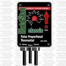 Habistat 600w High Range Pulse Proportional Thermostat (Black)
