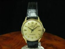 Laco Gold Mantel/Stainless Steel Hand Wound Men's Watch/Caliber Durowe 1055
