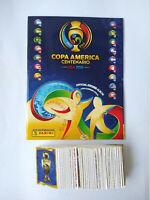 Panini Copa America 2016 USA Centenario - Empty Album + Complete Set Stickers
