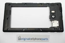 Oem Nokia Lumia 810 Back Housing Audio Jack Loud Speaker Camera Lens Original