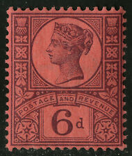 Great Britain   1887-92   Scott # 119  Mint Lightly Hinged