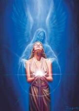 SPIRITUAL GUIDED MEDITATION CD SEE YOUR GUARDIAN ANGELS, SPIRIT GUIDANCE