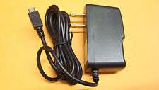 MICRO USB RAPID WALL CHARGER ADAPTER FOR BARNES & NOBLE NOOK,KINDLE 4 3,TOUCH 3G