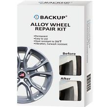 Backup Alloy Wheel Repair Kit Restoration System Fix Tools Vibration Resistant