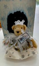"""1993 Muffy Vanderbear """"Snowflake� Bear In Original Box ~"""