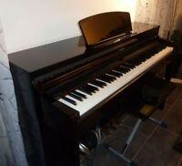 Yamaha Clavinova CLP-430PE schwarz, hochglanz (Klavier, Piano)