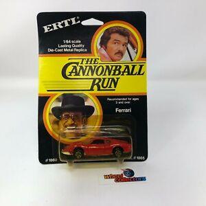 #6230  Ferrari ERTL The Cannonball Run * NB7