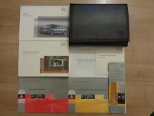 Audi A6 Owners Handbook/Manual and Pack 04-08
