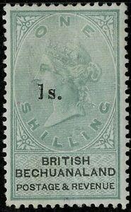 Bechuanaland  1888  Scott # 28    Mint Lightly Hinged