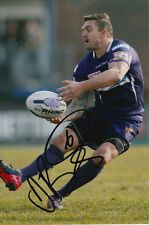 HUDDERSFIELD GIANTS HAND SIGNED DANNY BROUGH 6X4 PHOTO.