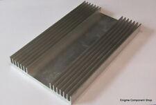 Flat Heatsink - Electronics-Amplifier-Audio Project 152 x 94 x 14mm - 2.1°C/W.