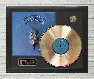 "Eagles Framed wood Legends Of Music LP Record Display #2. ""C3"""