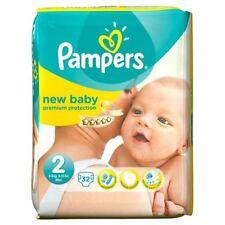 Couches et changes de toilette couches Pampers pour bébé de 3 à 6 kg