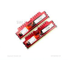 8GB 2x4GB G.SKILL RIPJAWS F3-12800CL9D-8GBXL DDR3-1600 PC3-12800 PC Speicher