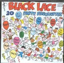 Twenty All Time Party Favourites 5015773910949 by Black Lace CD