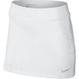 Nike Golf Bogalicious Women's Skort 725787 MSRP $95 Free Shipping White M, L, XL