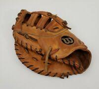 "Wilson USA A2800 A2802 12.75"" Baseball Softball First Base Glove Left Hand Throw"