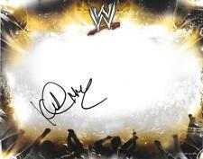KONNOR 8X11 WWE AUTOGRAPH MAT PRO WRESTLING SUPERSTAR THE ASCENSION