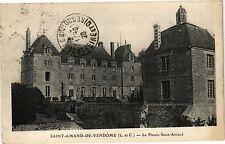 CPA  Saint-Amand-de-Vendome (L. et C.) - Le Plessis-Saint-Amand      (208100)