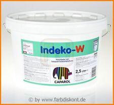 Caparol Indeko W 2,5 ltr weiß Langzeitschimmelschutz