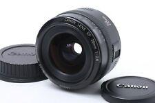 N.MINT CANON EF 28mm F/ 2.8 AF Wide Angle Prime JAPAN O0083