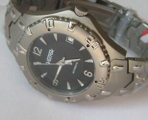 Russian watch. Vostok. TITANIUM. 079360. Automatic. 3 ATM. New!